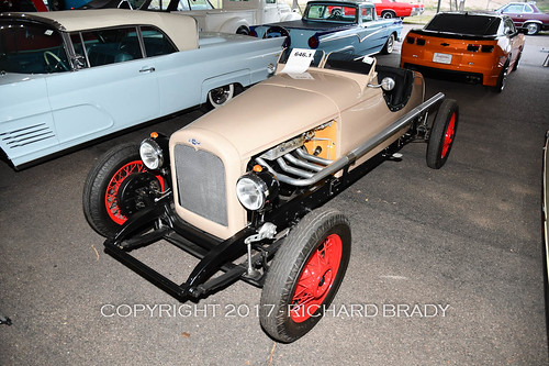 This is a 1926 Chevy Speedster that went for $10,000