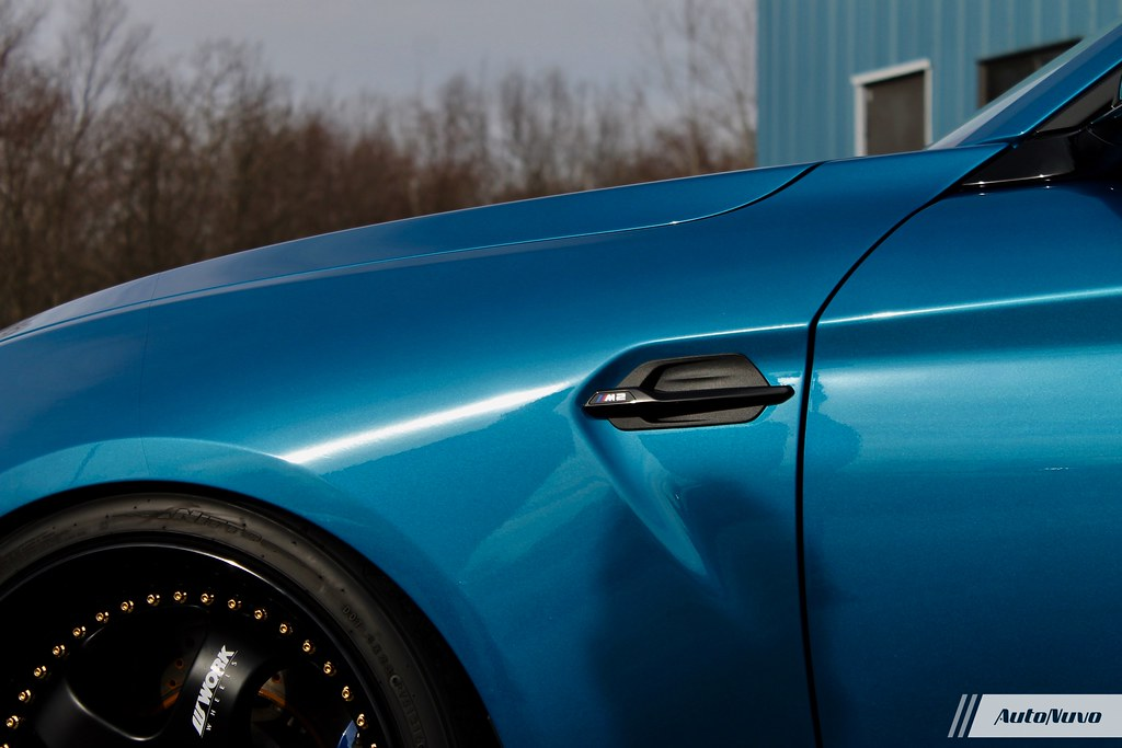 AutoNuvo: BMW M2 Gyeon MOHS Ultimate Detail