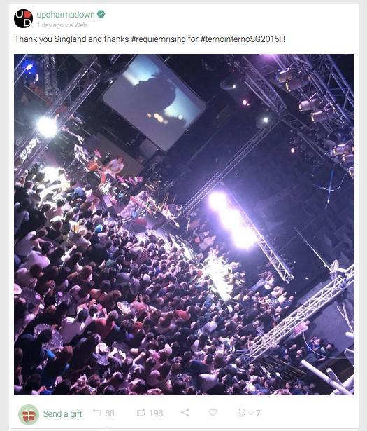 Filipino band UP DHARMA DOWN reacts to Singapore's LETICIA BONGNINO - Alvinology