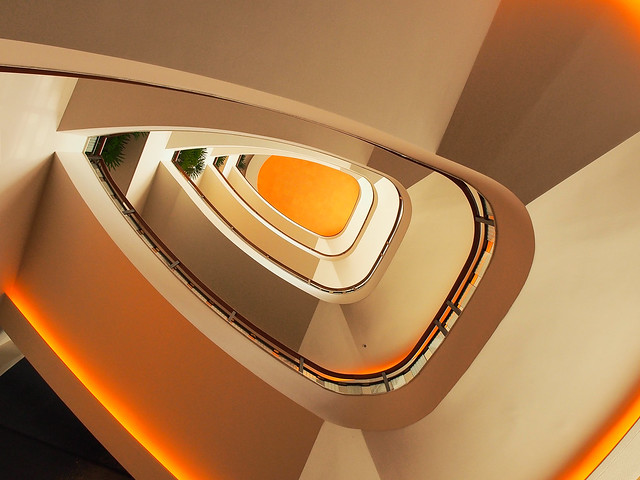 Sunny-Side Up Stairs