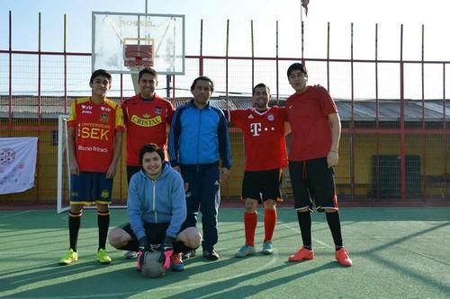 III Campeonato Futbol Social