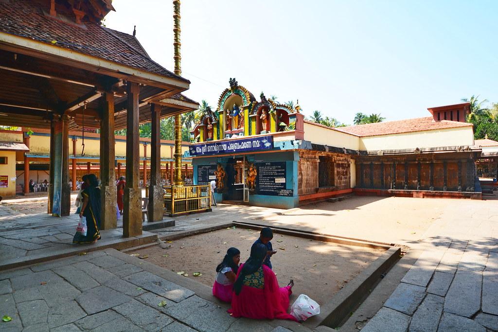 India - Kerala - Varkala - Sree Janardhana Swamy Temple - 23