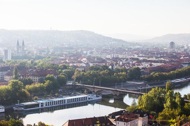Würzburg, Franconia region of Bavaria, Germany