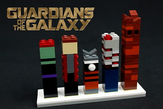 Brick Buddies- Guardians of the Galaxy