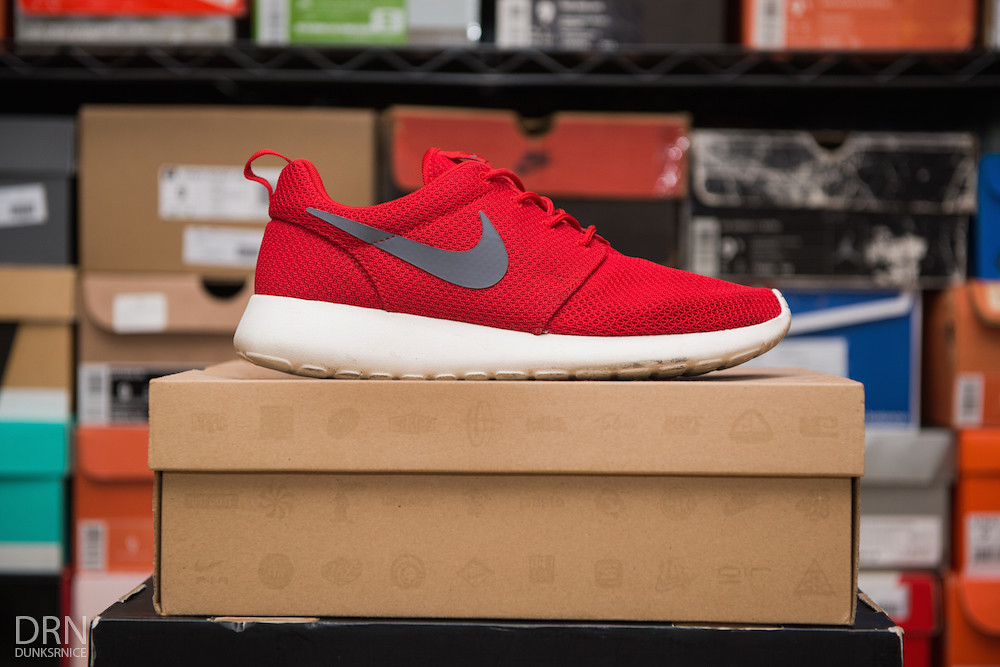 Red Roshe Runs.