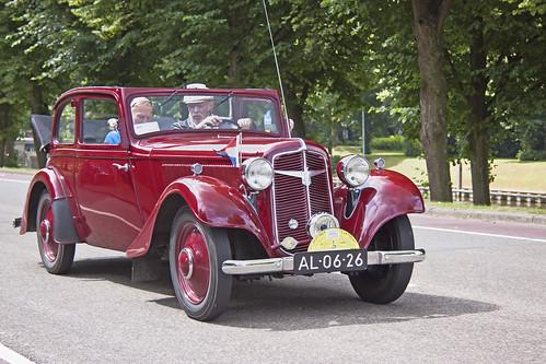 Adler Trumpf Junior 1G Cabriolet 1935 (1826)