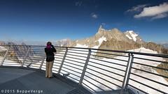 Monte Bianco - Punta Helbronner