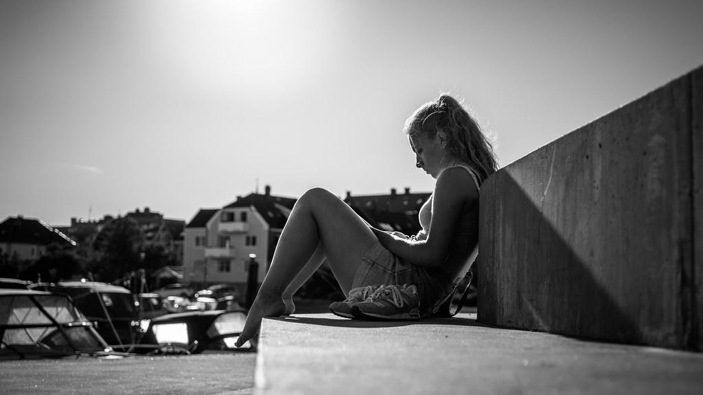 Little Miss Sunshine, Kristiansand, Norway picture