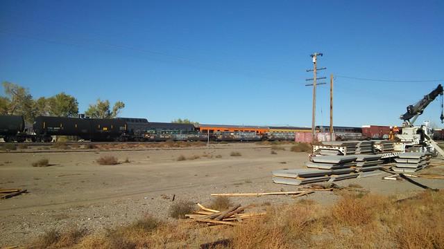 Rail Rush Hour in Fernley