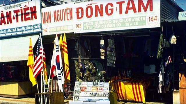 SAIGON 1974 by Gerd Nielsen - Đường Phạm Hồng Thái