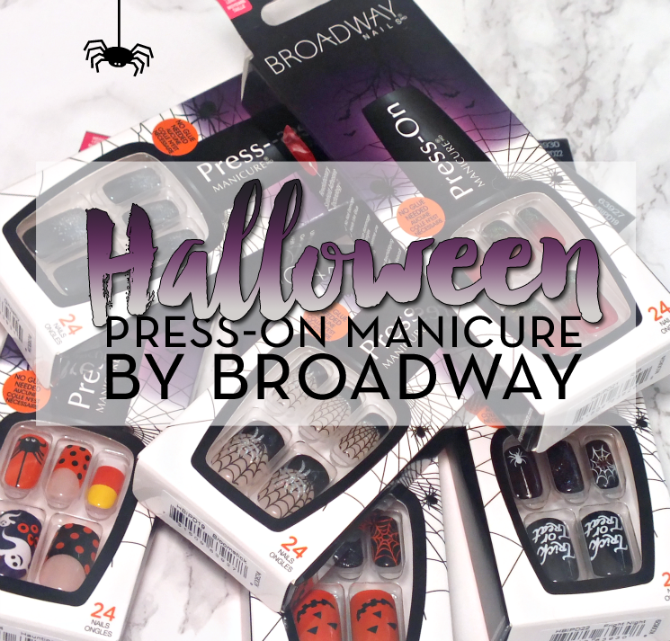 broadway halloween press-on manicure (8)