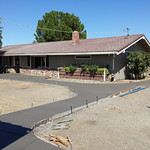 New Walkways And Front Yard Patio For Country Home In Vacaville