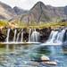 Fairy Pools in Isle of Skye by Loïc Lagarde