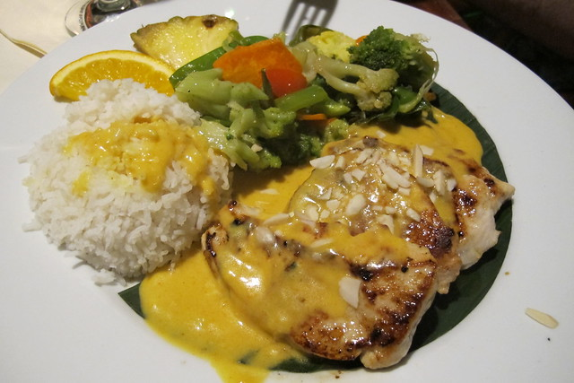 """Chicken Breast Kauai"""