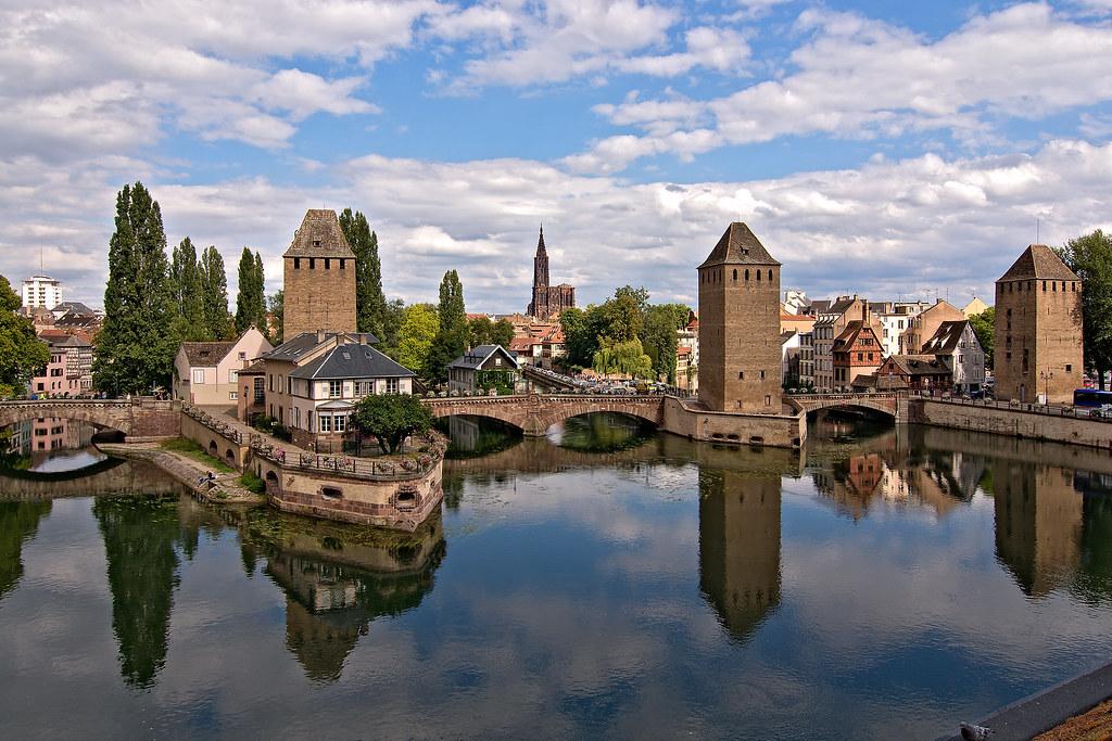 Strasbourg cityview