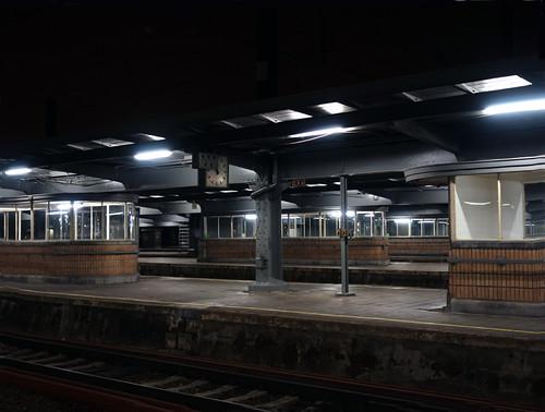 'Midi station' - Brussels, Belgium 2015