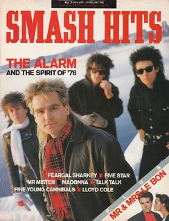 Smash Hits, January 29, 1985 – p.01