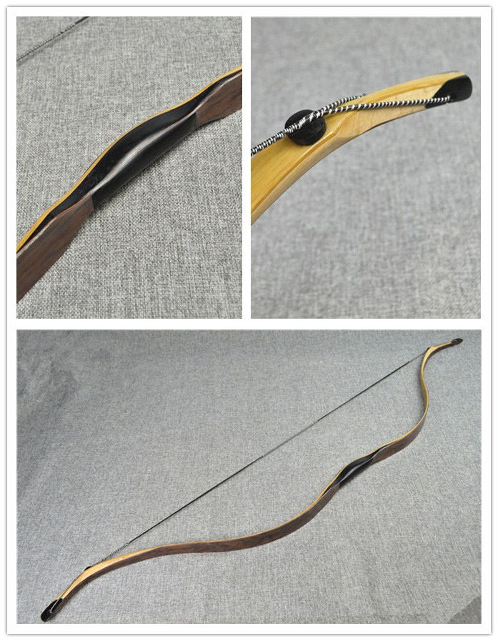 wood recurve bows for sale