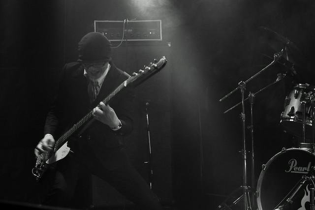 熊のジョン live at Outbreak, Tokyo, 14 Oct 2015. 470