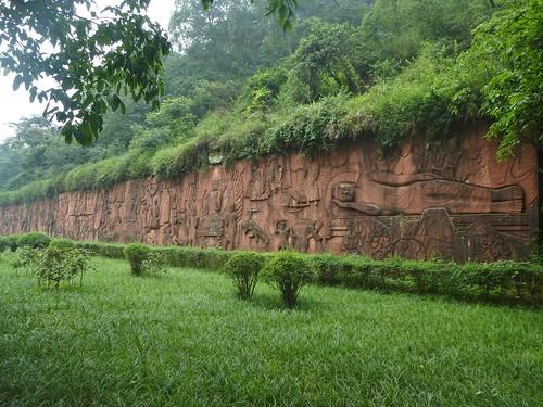 CH-Leshan-Bouddha oriental (19)