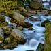 Water flow...