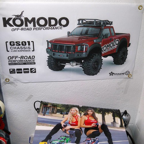Sorry, the Traxxas Ladies had go for the Gmade Komodo banner! 😄   #gmade #komodo #scalecrawler #offroad #rc #scale #rccrawler #recong6 #scalebuildersguild #scalelife #rclife #rclifestyle #hobby  #remotecontrol #rctruck #rcmart2001