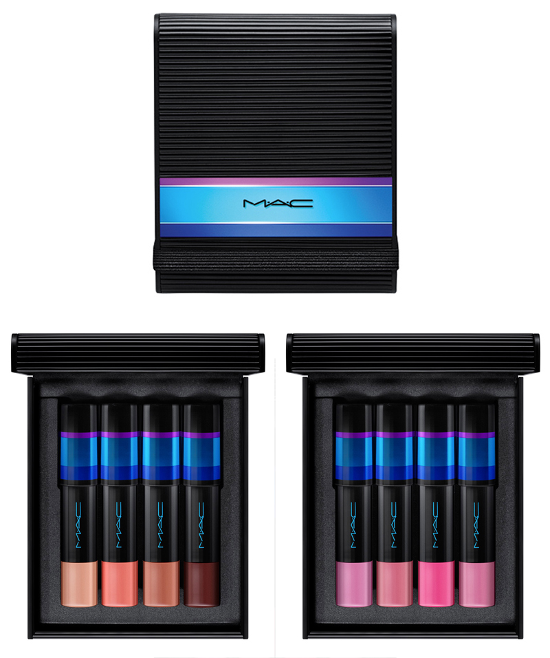 HOLIDAY 2015 Irresistibly Charming Kits Mini Patent Polish Lip Pencil Kit