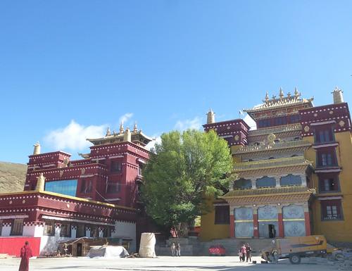 CH-Litang-Chode Gompa-Temple (4)