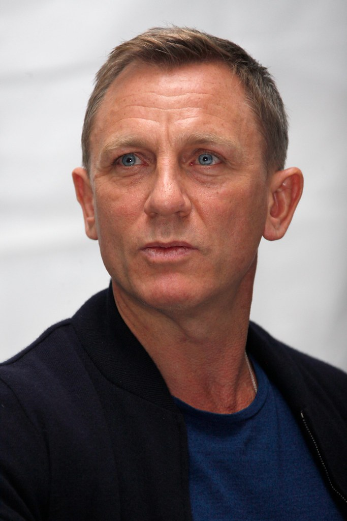 Дэниел Крэйг — Пресс-конференция «007: СПЕКТР» 2015 – 36
