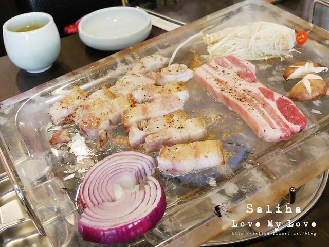 新店韓式烤肉小菜吃到保首爾大叔 (4)