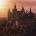 Hohenzollern Castle (Explore) by PH∅T∅Matrix