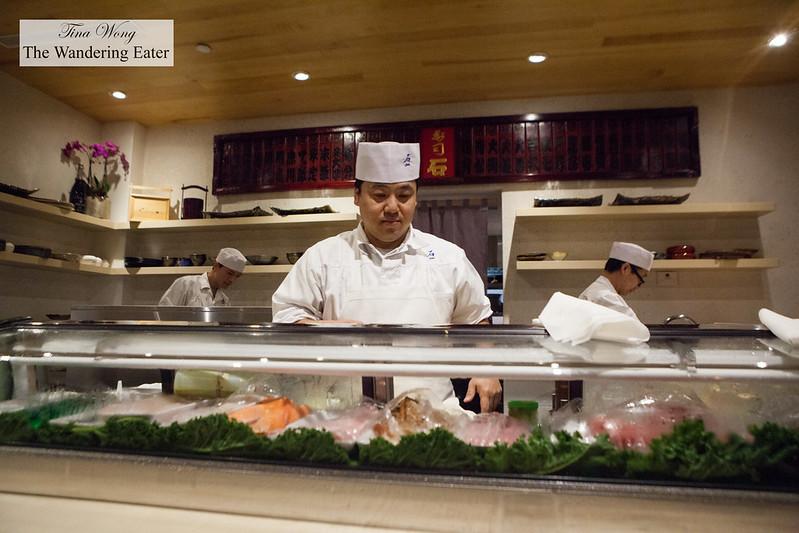 Chef Seki