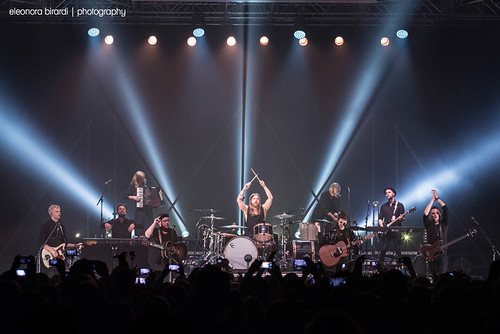 Of Monsters and Men, Mammút - Obihall, Firenze, 10 novembre 2015