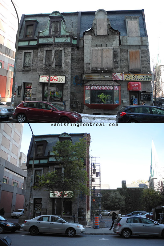 Before / After : Greystone gone on Mackay