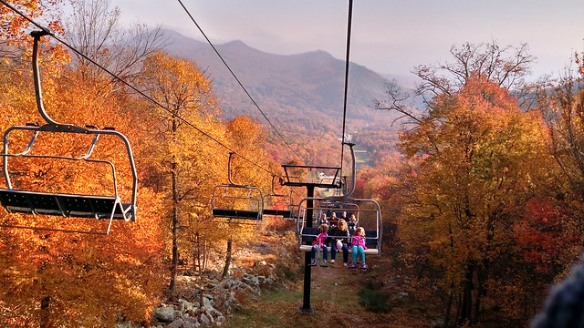 Oct 23 2015 Massanutten Ski Lift Ride (6)