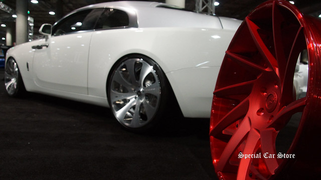DUB Magazine Aftermarket Showcase at LA Auto Show