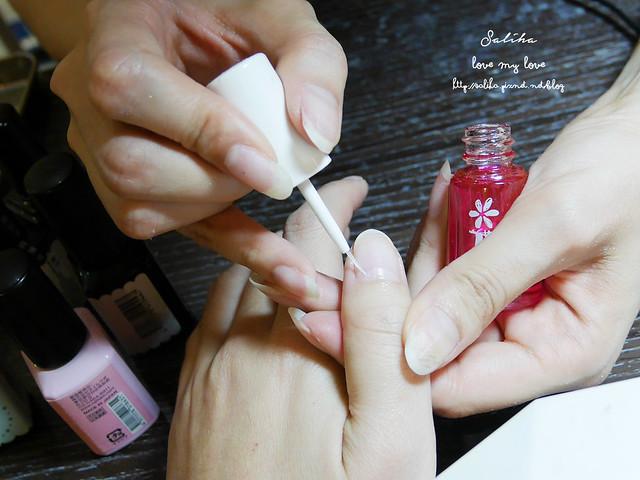 可愛俏皮光療指甲 (3)