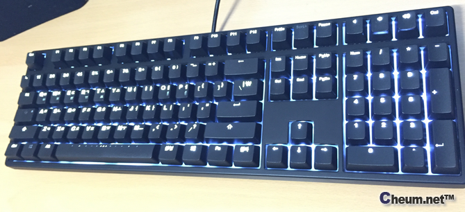 Vortex Type EF Keyboard