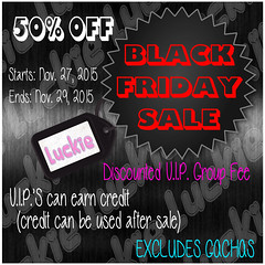 POST#447 LUCKIE BLACK FRIDAY AD