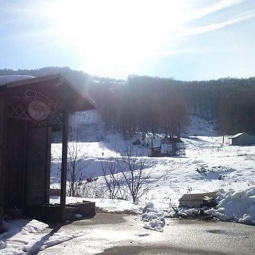 #impianti #sci #camporotondo
