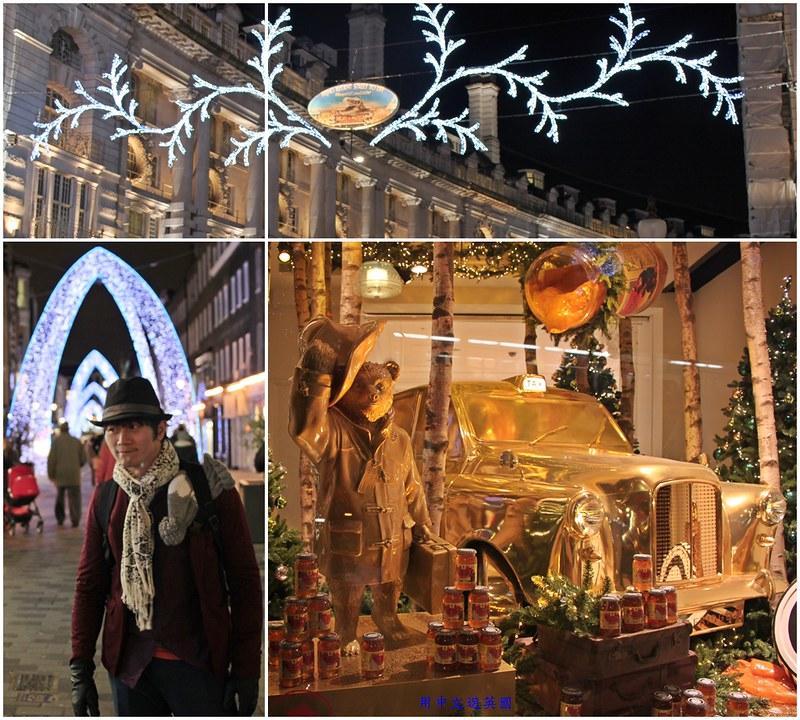 英國聖誕街景 (2)