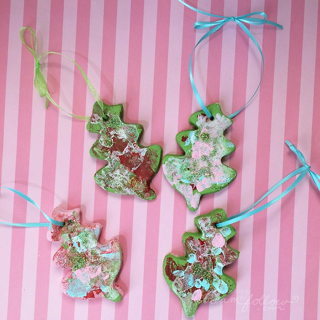 salt dough ornaments 4