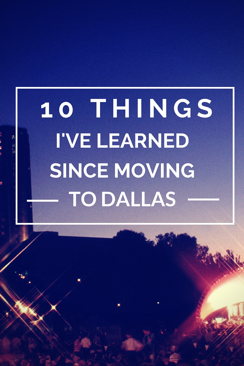 10 things i've learned