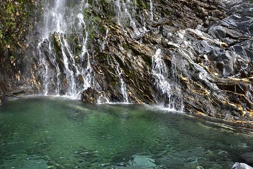 能高越嶺道-能高瀑布-三疊瀑布