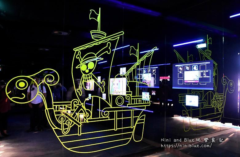 台中展覽.海賊狂歡祭.台中文創園區04