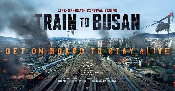 [REVIEW FILM] TRAIN TO BUSAN : Wabah Zombie Menyerang Korea.