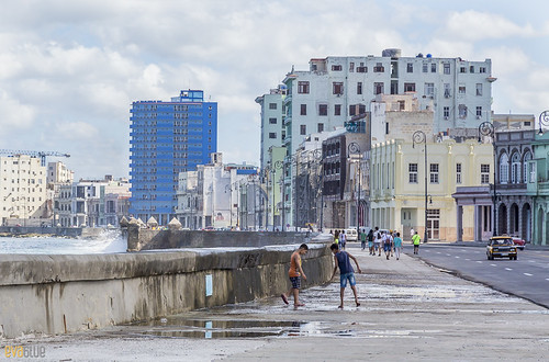 buddies on the malecon - havana cuba - 02 | by Eva Blue