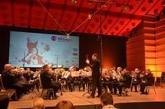 Björsvik Musikklag med didgent Andreas Hansson - 4:a i år