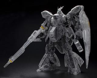 MG 1/100 《機動戰士鋼彈:逆襲的夏亞》沙薩比Ver.Ka「透明限定版本」!サザビーVer.Ka メカニカルクリア