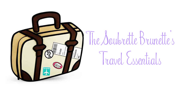 travel essentials list
